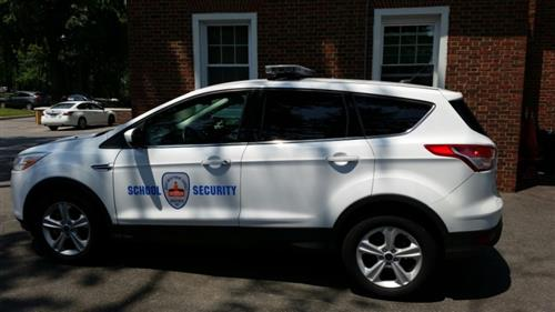 GNPS Security Vehicle
