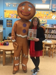 Mrs. Murray & the Parkville Gingerbread Man