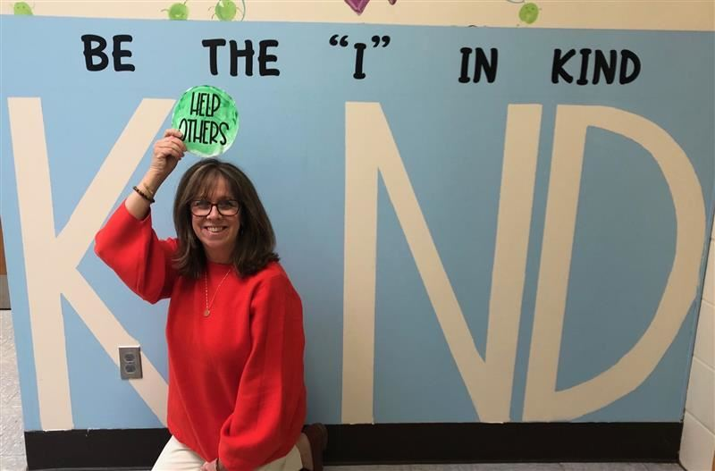 "Mrs. Murray puts the ""i"" in KIND"