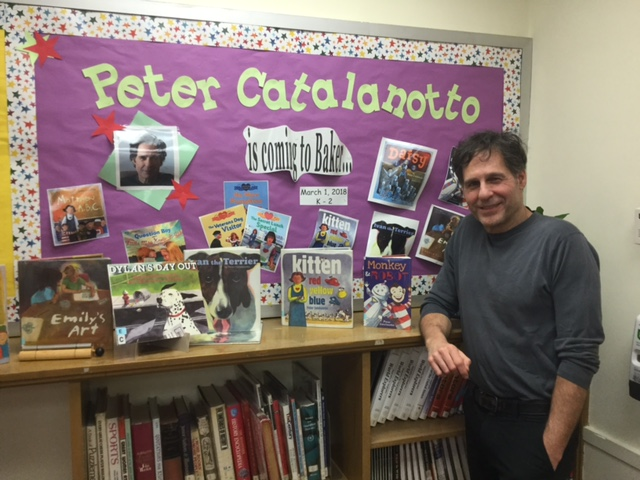 photo of Peter Catalanotto