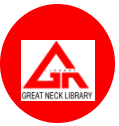Great Neck Library Logo