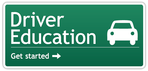 Driver Education sign