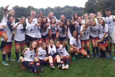 Girls Varsity Soccer Team - County Champions