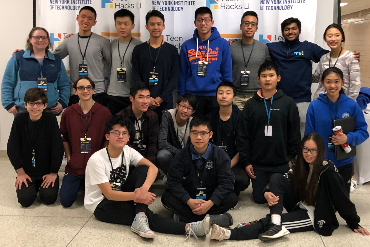 South High Students Participate in LI Hackathon
