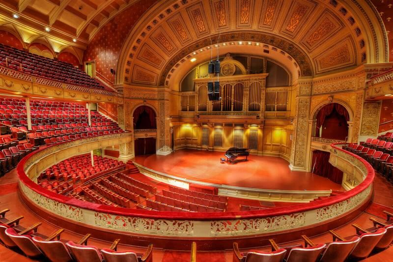 Theater at Carnegie Hall