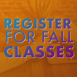 Fall class register picture