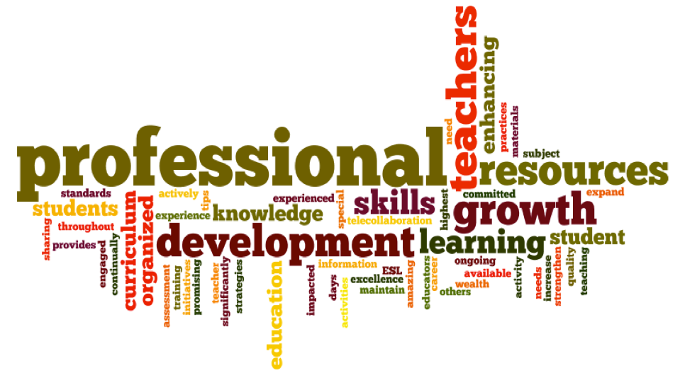 Professional Development header image