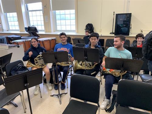 french horns 3/10/20