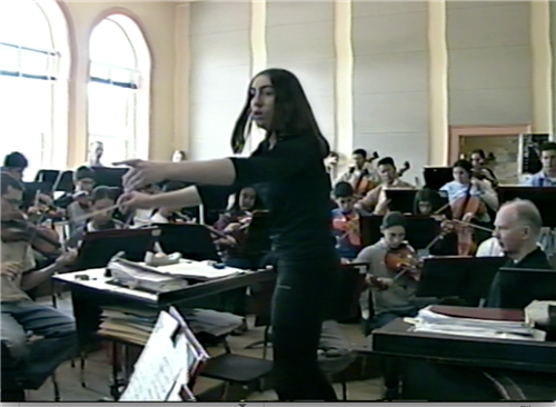 Lauren-Sarah Carpenter, Conductor