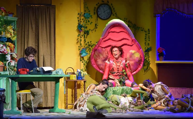 Little Shop of Horrors - Fall 2018