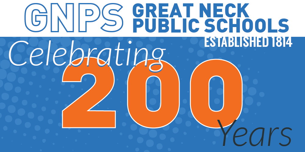 Image of GNPS Celebrating 200 Years Banner