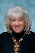 Photo of Barbara Berkowitz, school board president