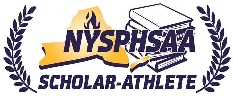 New York State Public High School Athletic Association Scholar Athlete Logo