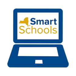 Image of Smart Schools within a laptop