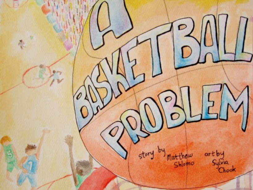 Image of A Basketball Problem