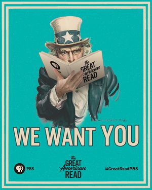 Uncle Sam - I Want You to Read