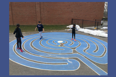 JFK Labyrinth