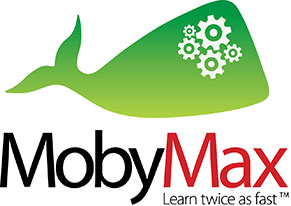 Image of Moby Max logo