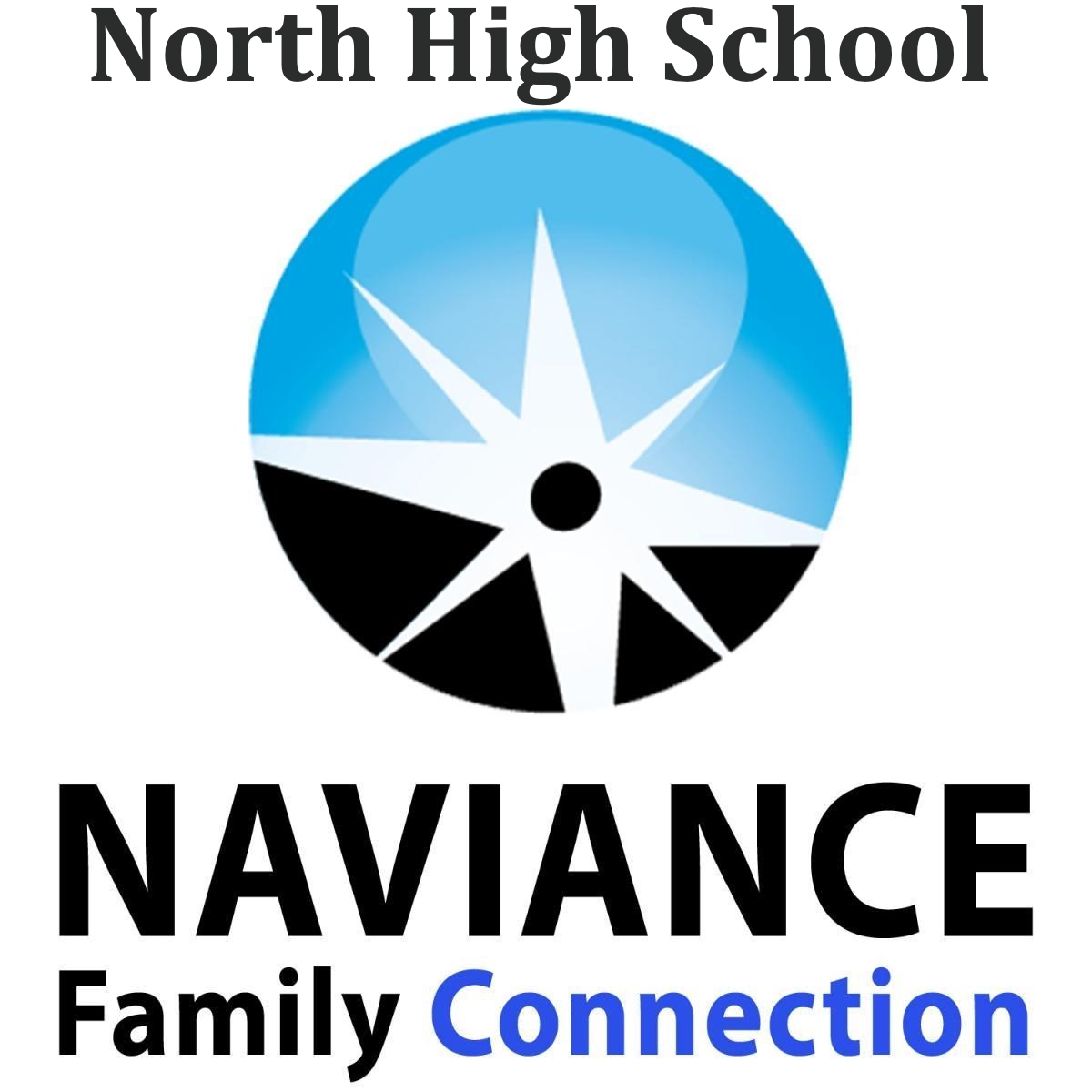 Image of North High Naviance Logo