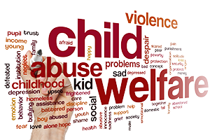 Child Welfare word image