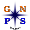 New GNPS Logo with star in the middle.